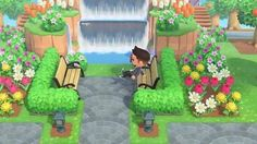 Animal Crossing 3ds, Animal Crossing Wild World, Animal Crossing Villagers, Animal Crossing Qr Codes Clothes, Animal Crossing Pocket Camp, Art Floral, Esther 4 14, Ac New Leaf, Motifs Animal