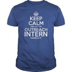 Awesome Tee For Outreach Intern T-Shirts, Hoodies (22.99$ ==► Order Here!)