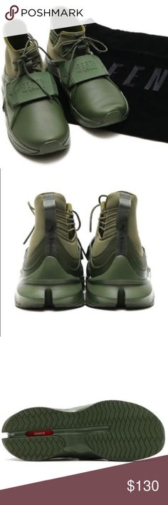 eb5ba7b1a87ec7 Fenty Puma Trainer Hi by Rihanna Puma Fenty Trainer Hi by Rihanna Sneakers.  Style Number