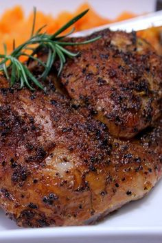 Smoked cornish hens are delicious and the perfect-sized chicken but to make them even better, these are marinated in citrus juices, olive oil and rosemary. Rosemary Roasted Chicken, Smoked Chicken, Barbecue Chicken, Smoked Cornish Hens, Cornish Hen Recipe, Grilling Sides, Citrus Juice, Smoker Recipes, Meat Chickens
