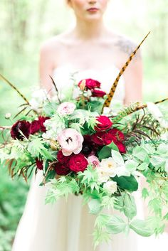 Stunning bouquet |  Beth Joy Photography | see more at http://fabyoubliss.com