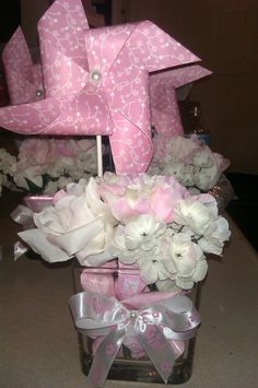 """Photo 1 of 7: its a girl / Baby Shower/Sip & See """"Pink babyshower"""" 