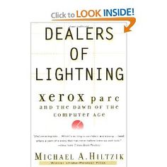 Book 42. Dealers of Lightning: Xerox PARC and the Dawn of the Computer Age