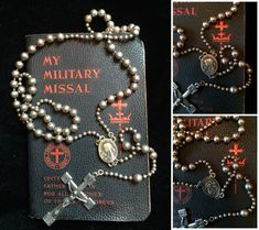1916 Military Rosary Inspires New Combat Rosary