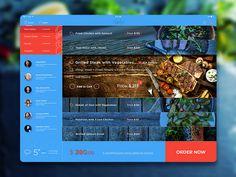 Foody App by Mert Öztopkara