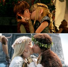 This franchise had one of the best and most realistic actual long lasting relationships in recent cinematic history Dragons Le Film, Httyd Dragons, Dreamworks Dragons, Httyd 3, Cute Dragons, Disney And Dreamworks, Hiccup And Toothless, Hiccup And Astrid, How To Train Dragon