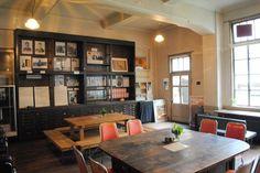 京都の旧小学校校舎を使った隠れ家カフェ。レトロな雰囲気がたまらない「トラベリングコーヒー」|ことりっぷ