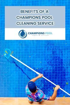 Don't let a dirty pool stop you from enjoying the swim season! Schedule a pool cleaning service with the experts at Champions Pool Repair & Service. Pool Cleaning Service, Pool Equipment, Backyard Paradise, Pool Maintenance, Do It Right, Things To Come, Swimming, Check, Tips