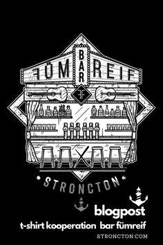 Stroncton Pub Crawl: Fümreif X Stroncton Pub Crawl, Post, My T Shirt, Designs, My Heart, My Design, Blog, Camping, Cards