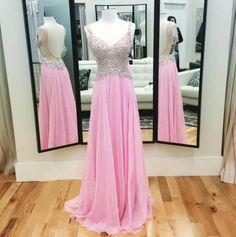 169.89 USD Luxury beads Prom Dresses, Evening Dress ,Wedding Party