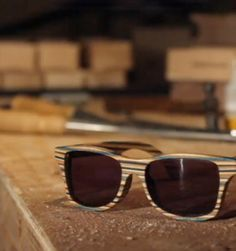 Lunettes 7 ply