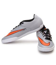 Nike Hypervenomx Pro Gray Sports Shoes Go Hiking, Sports Shoes, Shoes Online, Sneakers Nike, Gray, Stuff To Buy, Shopping, Fashion, Nike Tennis