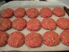 Tasty Beef Burgers Beef Burgers, Tasty, Ethnic Recipes, Food, Meal, Eten, Meals