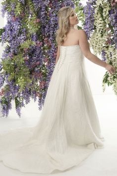 Callista Jaipur Plus Size Wedding Dress