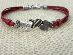 5c0c8189a41af 320 Best Chunky Bracelets - Beads, Leather and/or Cord images in ...