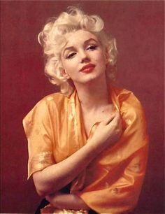 Marilyn Monroe 1955 by Milton Greene