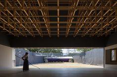 Galeria - Sala de Arco e Flecha e Clube de Boxe / FT Architects - 121