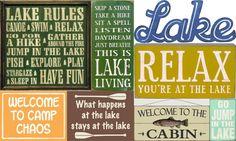 36 Best Lake Quotes images | Lake quotes, Lake signs, Lake life