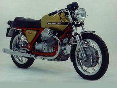 V 7 750 Sport, 1970