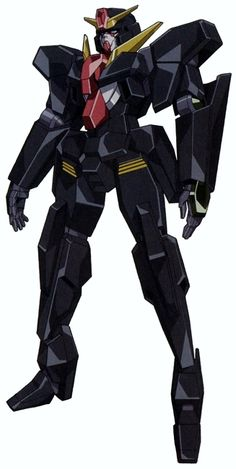 The Seraphim Gundam (aka Seraphim Gundam, Seraphim), is the successor unit to Gundam Nadleeh and is the partner unit to Seravee Gundam. Seraphim was later upgraded as Armed Seraphim. The unit is piloted by Tieria Erde. Gundam Exia, Gundam 00, Gundam Build Fighters Try, Anno Domini, Mecha Suit, Robot Art, Robots, Mekka, Space Battles