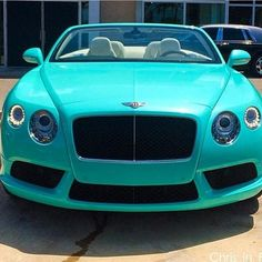 Tiffany and co. Bentley- Via ~LadyLuxury~ Tiffany and co. Bentley- Via ~LadyLuxury~ Azul Tiffany, Verde Tiffany, Tiffany And Co, Tiffany Blue Car, Tiffany Outlet, Pierre Turquoise, Shades Of Turquoise, Shades Of Blue, Teal
