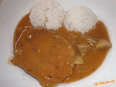Thai Red Curry, Meat, Ethnic Recipes, Food Ideas, Cooking, Cuisine, Kochen, Cook
