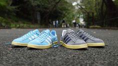 adidas Originals for mita sneakers Campus 80s 'MITA' Holiday 2012