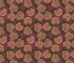 Stitch x Stitch fabric by lydia_meiying on Spoonflower - custom fabric