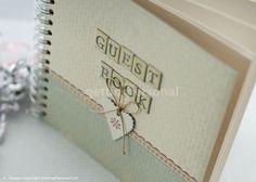 book guest handmade - Google Search