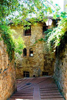 San Gimignano ~ Italy, Siena Tuscany