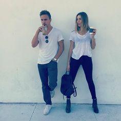 Matt & arielle