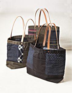 Asiatica Tote Bags