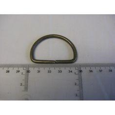 Argolas Ouro Velho 5 cm
