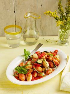 Gnocchi - Salat, ein schmackhaftes Rezept aus der Kategorie Gemüse. Bewertungen: 300. Durchschnitt: Ø 4,5.