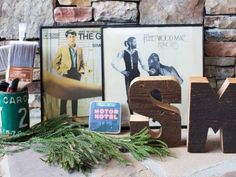 The holiday experts at HGTV.com share easy, handmade Christmas gifts for men made from repurposed materials.