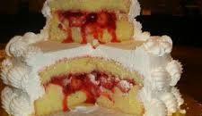 Mario Batali's pick: Corbo's Bakery Cassata Cake  The recipe is from Cleveland's BEST bakery!