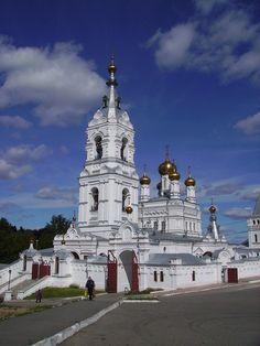Sv'ato-Troice Stefanov monastary Perm, Russia