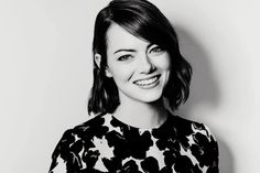 """""""New/Old pictures of Emma Stone for """"Deadline"""" by Mark Mann. """""""
