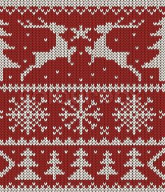 Get this hi-res stock vector Christmas knitted pattern. Buy as single download or save up to 90% with a subscription.