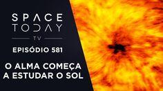 O ALMA Começa a Estudar o Sol - Space Today TV Ep.581