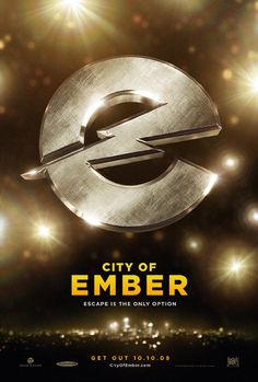 City of Ember, with Saoirse Ronan, Harry Treadaway and Bill Murray