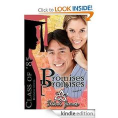 My other novella from the Class of '85 Reunion Series, Promises Promises