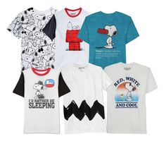 Chance to WIN 1 of 3 Peanuts Mens T-shirts!
