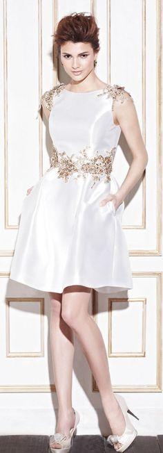 Enzoani Short Wedding Dress