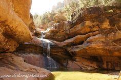 Secret Hike in Zion National Park