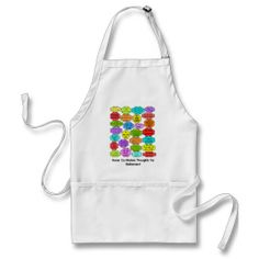 Funny Retired Nurse Gifts Co-Worker Thoughts Aprons http://www.zazzle.com/funny_retired_nurse_gifts_co_worker_thoughts_apron-154305867978806773?rf=238282136580680600   $24.00