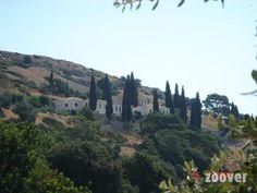 Samos. Monastery near Pythagorion.