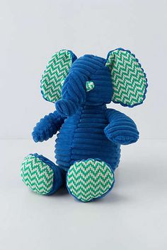 Anthropologie - Cuddlesome Elephant