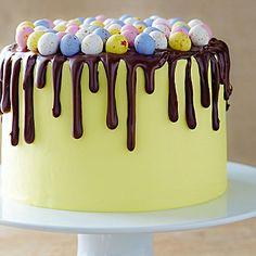 Flooded Easter Cake - from Lakeland