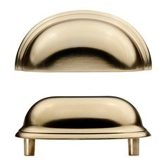 Brass handle. Would look great on a black piece of furniture! FÅGLEBODA Handle IKEA
